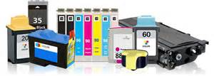 toners and ink cartridges